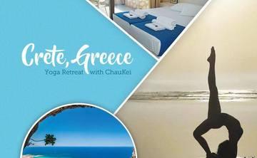 Crete, Greece Retreat with Chaukei