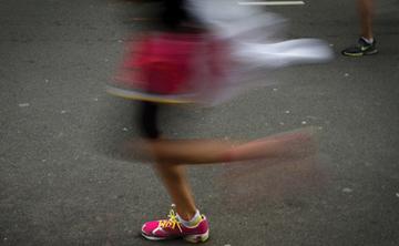 Moving Into Stillness: Running as Meditation