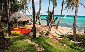Yoga, Mindful and Mystical Meditation On Little Corn Island, Nicaragua
