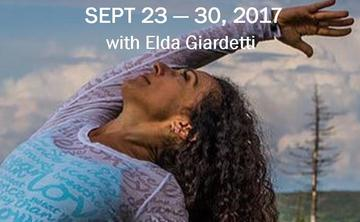 2017 Yoga in Tuscany with Elda Giardetti