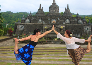 10 Days Bliss Yoga Retreat in Bali, Indonesia