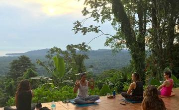 Yoga in the Rainforest: Retreat to Costa Rica