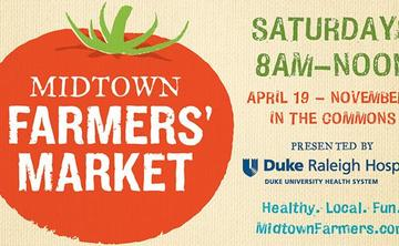 Yoga - at the Midtown Farmers' Market