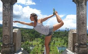 8 Days Hatha Yoga Retreat in a Gandhi Ashram, Bali