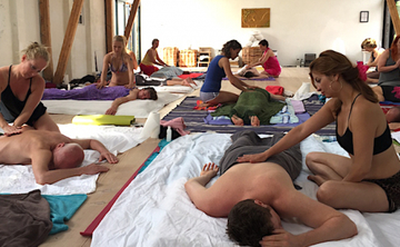 11 Days/85 hours Tantra Massage Therapist Training Acapulco, Mexico