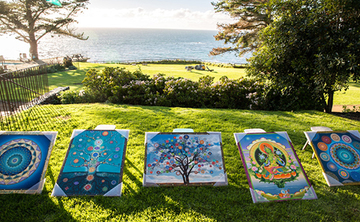 Bone Knowing: Using Art and Felt-Sense to Access Inner Guidance
