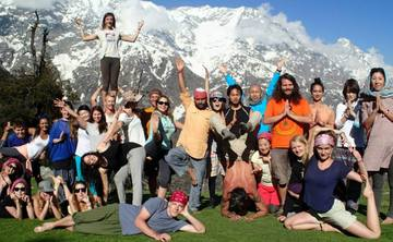 Yoga Alliance Certified Yoga Teacher Training