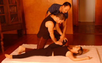 Essentials of Thai Yoga Massage - 24 CE Hours