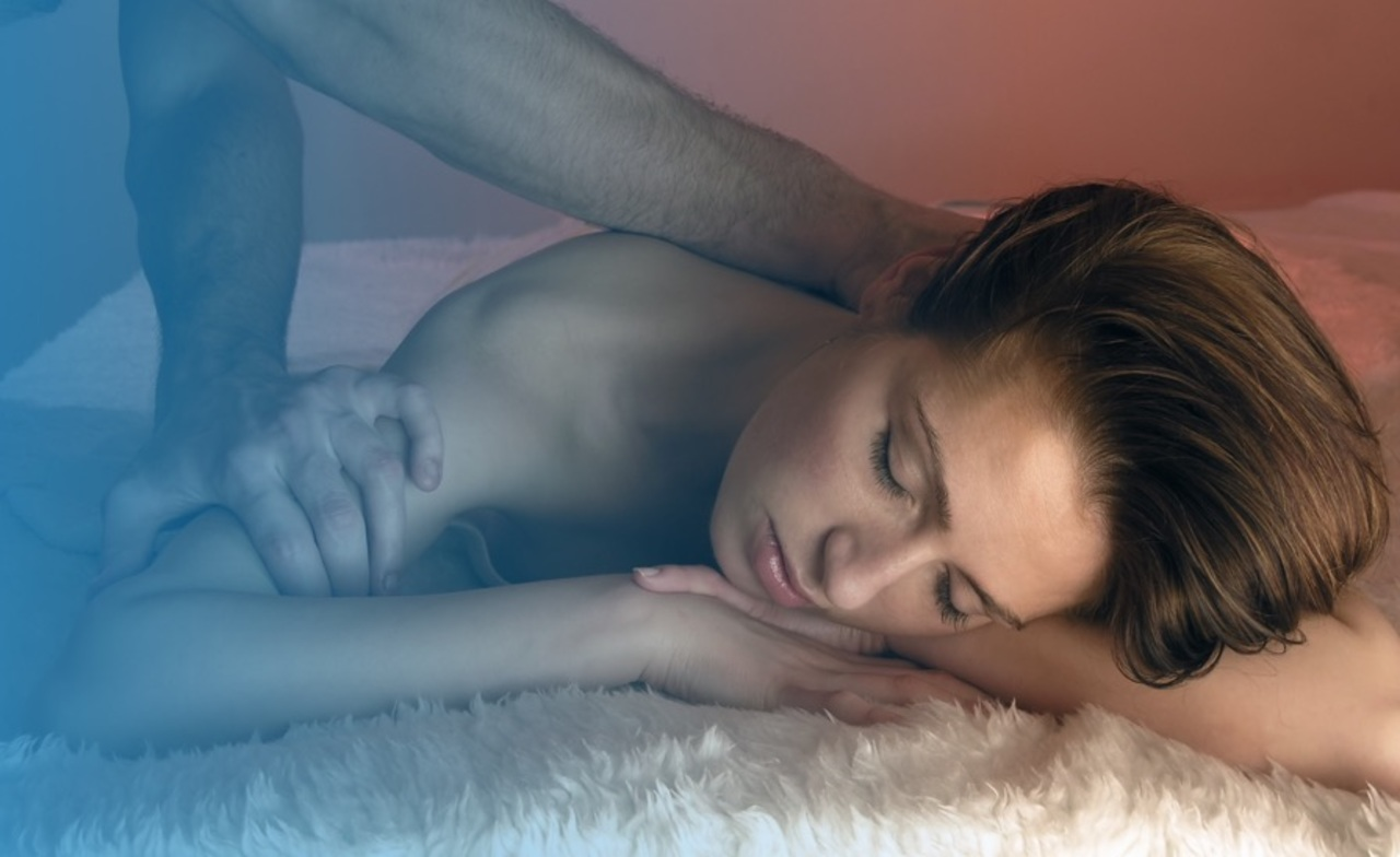 sex facts lingam sensual massage
