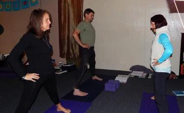 Myriad Yoga Teacher Training, Fall 2014!