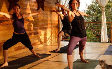 8 Days Costa Rica Vinyasa Flow and Hang Music Retreat