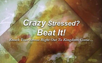 Crazy Stressed? Beat It! Get The Holiday Savings!