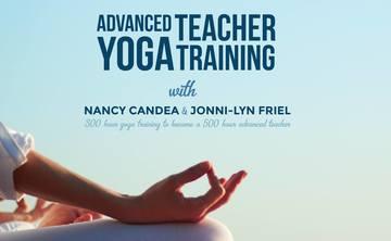 Advanced Yoga 500 hour Teacher Training
