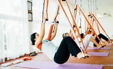 Aeroyoga teacher training