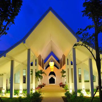 The Thanyapura Mind Centre in Phuket, Thailand