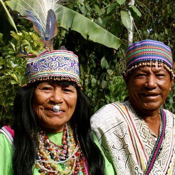 Agusto Gomez & Ercilia  Flores