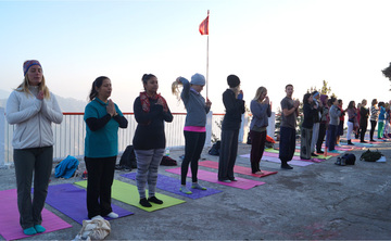28 Days Meditation Teacher Training in Rishikesh