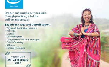 Reaching Higher Wellness and Yoga Retreat