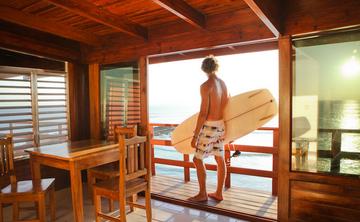 Yoga and Surf Vacation - Popoyo, Nicaragua (Feb 28 - March 7, 2015)