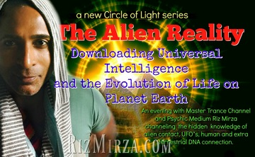 The Alien Reality Channeling ONLINE Event