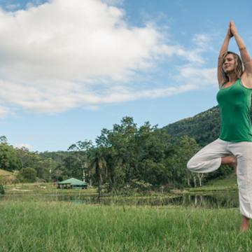 Krishna Village Eco Yoga Community