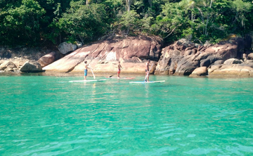 YOGA, SURF, SHAMANIC HEALING & NATURE IMMERSION: BRAZILIAN RAINFOREST