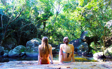 Natures Lovers Healing Yoga Retreat