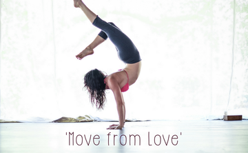 Yoga Intensive with Meghan Currie - 'Move from Love