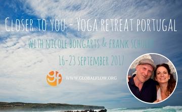 Yoga Retreat Portugal with Nicole Bongartz & Frank Schuler