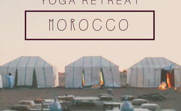 Yoga Retreat Morocco with Liz Huntly & Roland Jensch