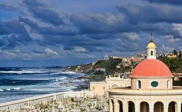 7 Day Yoga & Culture  Retreat in Old San Juan and Ocean Park, Puerto Rico
