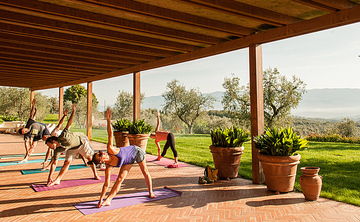 4 Day Yoga and Fitness Retreat