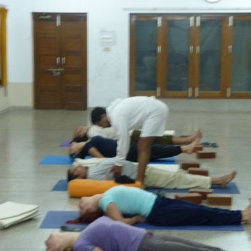 Yoga Vedanta School Rishikesh India