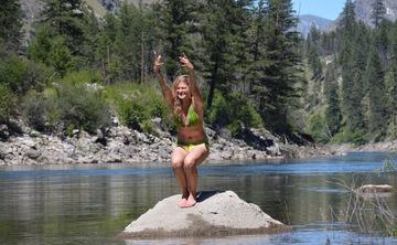 Peaceful Power Women's Only Yoga Retreat