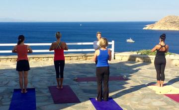 5* Luxury Yoga Retreat Mykonos Greece: 7-14 September 2019
