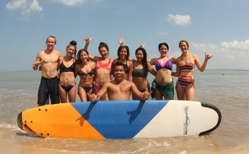Surfin2yoga Retreat Bali