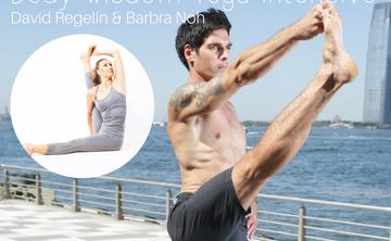 Yoga Intensive with Barbra Noh and David Regelin 'Body Wisdom'