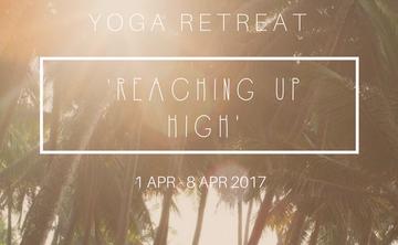 Reaching Up High! The Hanuman Experience