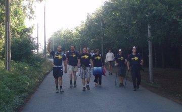 Coaching on the Camino de Santiago - A Walking Life Course I