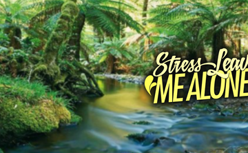 Stress Leave Me Alone: A Dominica Healing Excursion & Roots Party