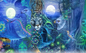 3 day 2 Night Ayahuasca vine only detox retreat-Apr. 14-16