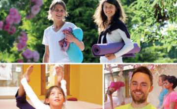 Easter Yoga Family Retreat 2017