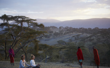 Hear the Voice of Silence - Meditation Yoga Retreat Tanzania