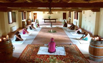 5 days   Shamanic Yoga Retreat   Nurturing the Heart   Tuscany (Italy)