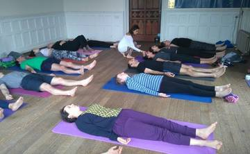 Autumn Yoga & Meditation Retreat - Oxfordshire