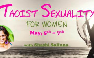 Taoist Sexuality for Women