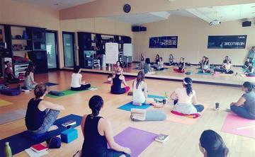Kaya Yoga 300-HR Yoga Teacher Training Course in Abu Dhabi