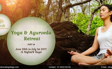 Don't Miss the Opportunity! Gorge on the Mystic Fusion of Yoga & Ayurveda Retreat