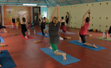 200 Hour Hatha Yoga Teacher Training in Mysore April 2015