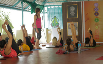 200 Hour Ashtanga Yoga Teacher Training in Mysore India in May 2015